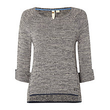 Buy White Stuff City Break Sweater, Panda Grey Online at johnlewis.com