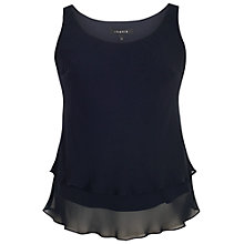 Buy Chesca Double Layer Cami Online at johnlewis.com
