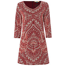 Buy White Stuff Dove Jersey Tunic, Lantern Online at johnlewis.com