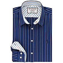 Buy Thomas Pink Melford Stripe Shirt Online at johnlewis.com