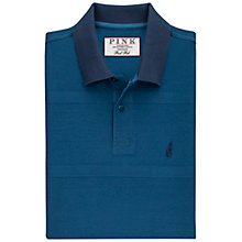 Buy Thomas Pink Emery Texture Polo Shirt Online at johnlewis.com