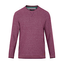 Buy Ted Baker Kapela Textured Sweatshirt Online at johnlewis.com