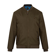 Buy Ted Baker Sailon Wadded Bomber Jacket Online at johnlewis.com
