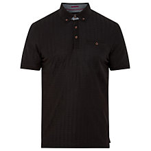 Buy Ted Baker Sallsa Jacquard Polo Shirt Online at johnlewis.com