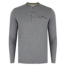 Buy Ted Baker Long Sleeve Henley Top Online at johnlewis.com