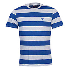 Buy Barbour Stannersburn Stripe Tee Online at johnlewis.com