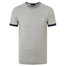 Buy Fred Perry Tipped Ringer T-shirt Online at johnlewis.com