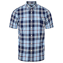 Buy Fred Perry Bold Short Sleeve Check Shirt Online at johnlewis.com