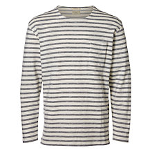 Buy Selected Homme Morris Jersey Top Online at johnlewis.com