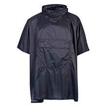 Buy Barbour Astern Poncho, Navy Online at johnlewis.com