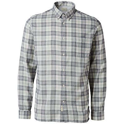 Image of Selected Homme Check Shirt, Green