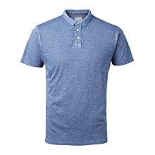 Buy Selected Homme Deli Short Sleeve Polo Shirt Online at johnlewis.com