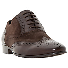 Buy Dune Rower Multi Oxford Brogues Online at johnlewis.com
