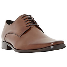 Buy Dune Alphabets Square Toe Derby Shoes Online at johnlewis.com
