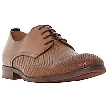 Buy Dune Redial Perforated Derby Shoes Online at johnlewis.com