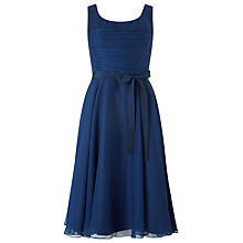 Buy Phase Eight Arden Prom Dress, Cobalt Online at johnlewis.com