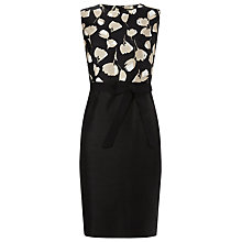 Buy Precis Petite Tulip Dress, Black/Multi Online at johnlewis.com