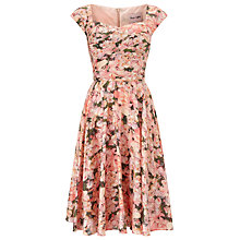 Buy Phase Eight Rosalia Dress, Pink/Multi Online at johnlewis.com