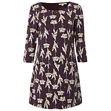 Buy White Stuff Stately Jersey Tunic Dress, Mulberry Online at johnlewis.com
