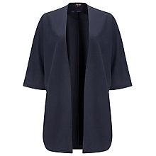 Buy Phase Eight Antonia Cover Up, Navy Online at johnlewis.com