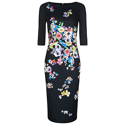 Damsel in a dress Aromatic Dress, Black/Multi