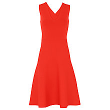 Buy Whistles Cross Back Fit and Flare Dress Online at johnlewis.com