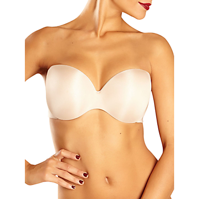 Chantelle Irresistible Strapless Bra, Cappuccino
