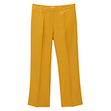 Buy Mango Straight Cut Trousers Online at johnlewis.com