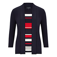Buy Viyella Nautical Jersey Two in One Top, Multi Online at johnlewis.com
