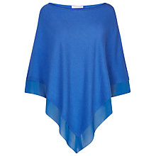 Buy Fenn Wright Manson Blake Shrug Top, Blue Online at johnlewis.com
