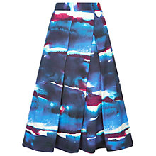 Buy Fenn Wright Manson Picasso Skirt, Blue/Multi Online at johnlewis.com