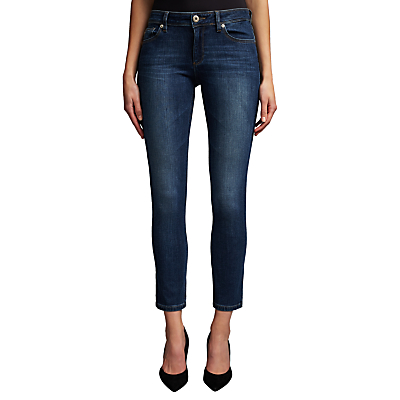 DL1961 Angel Ankle Slim Jeans, Harrisberg