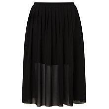 Buy Samsoe & Samsoe Picolo Skirt, Black Online at johnlewis.com