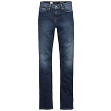 Buy Tommy Hilfiger Rome Slim Fit Jeans, Absolute Blue Online at johnlewis.com