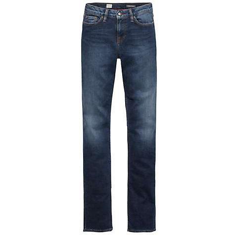 buy tommy hilfiger rome slim fit jeans absolute blue. Black Bedroom Furniture Sets. Home Design Ideas
