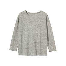 Buy Toast Linen T-Shirt Online at johnlewis.com