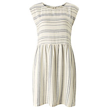 Buy Des Petits Hauts Kolette Stripe Dress, Rayures Online at johnlewis.com