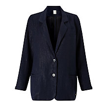 Buy Des Petits Hauts Keita Double-Face Jacket, Marine Online at johnlewis.com