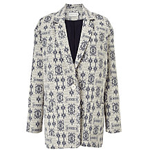 Buy Harris Wilson Nunchaco Jacquard Jacket, Multi Online at johnlewis.com