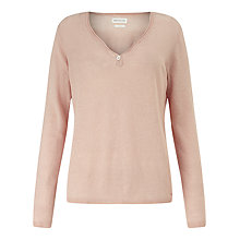 Buy Harris Wilson Laura Linen Jumper Online at johnlewis.com