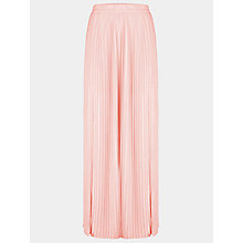 Buy ST Studio Maxi Pleated Skirt, Peachie Online at johnlewis.com