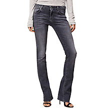 Buy ST Studio Bootcut Paradise Jeans, Mid Grey Online at johnlewis.com