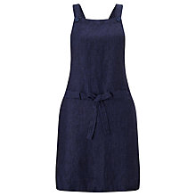 Buy Harris Wilson Nahel Dungaree Dress, Indigo Online at johnlewis.com