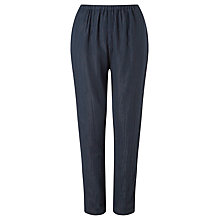 Buy Des Petits Hauts Keimi Double Face Relaxed Trousers, Marine Online at johnlewis.com