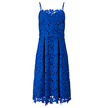 Buy Somerset by Alice Temperley Flared Lace Dress Online at johnlewis.com