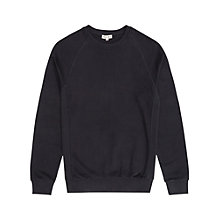 Buy Reiss Forge Brushed Cotton Sweatshirt Online at johnlewis.com