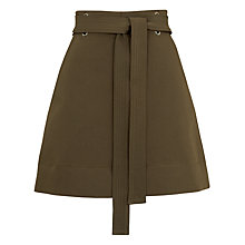 Buy Whistles Belted Skirt Online at johnlewis.com