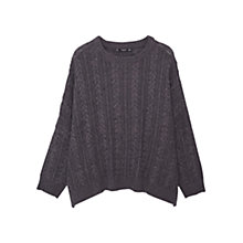 Buy Mango Dolman Sleeve Jumper Online at johnlewis.com