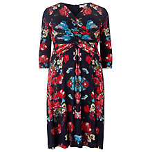 Buy Studio 8 Marissa Floral Jersey Dress, Multi Online at johnlewis.com