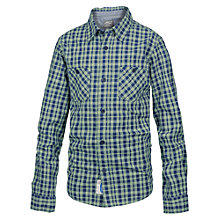 Buy Fat Face Boys' Runcton Check Shirt Online at johnlewis.com